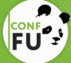 Логотип конференции «CONF-FU»