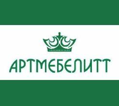 Логотип фабрики Артмебелитт