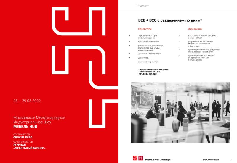PDF презентация «Мебель HUB»