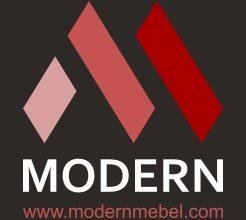Логотип фабрики «MODERN»