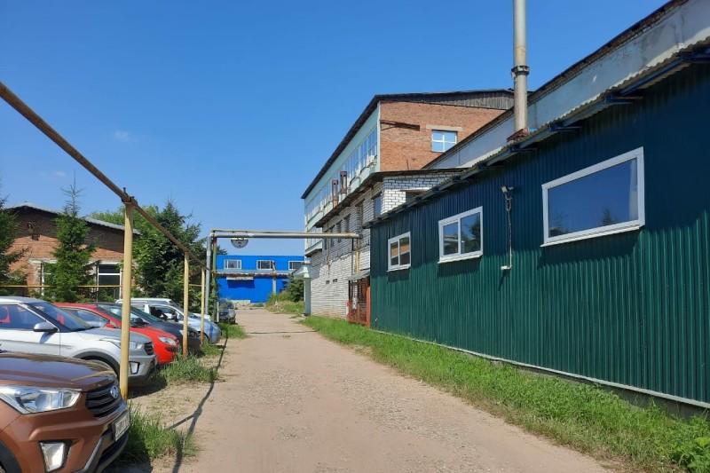 Фото фабрики «Бобр»